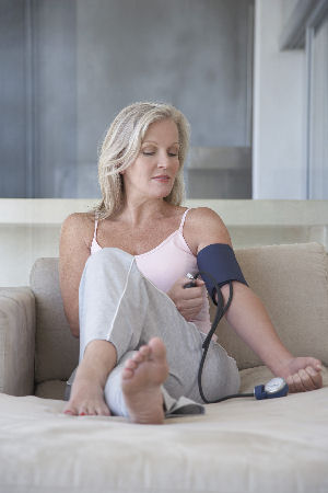 bij hoge bloeddruk aanbevolen om thuis bloeddruk te meten