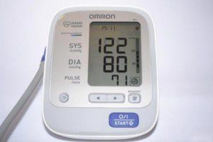 bloeddruk meten met mijn bloeddrukmeter